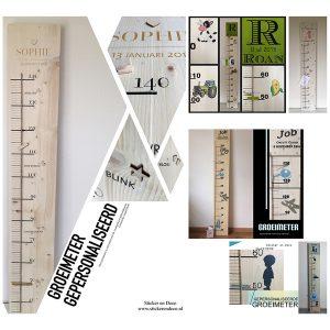 Groeimeters collage 1